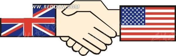 握手图片素材