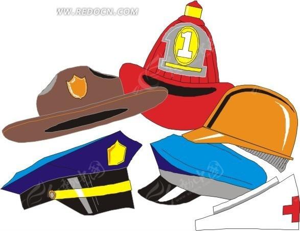 警察帽子EPS素材免费下载 编号1561411 红动网