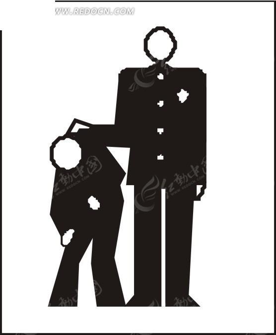 法警和罪犯
