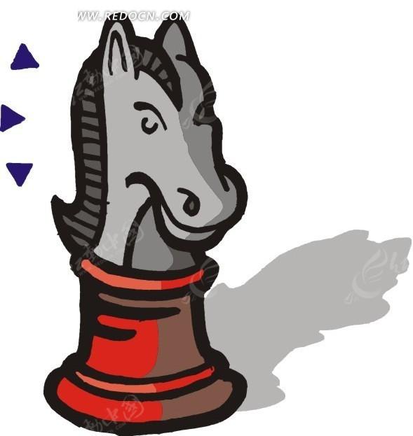 国际象棋卡通图片大全