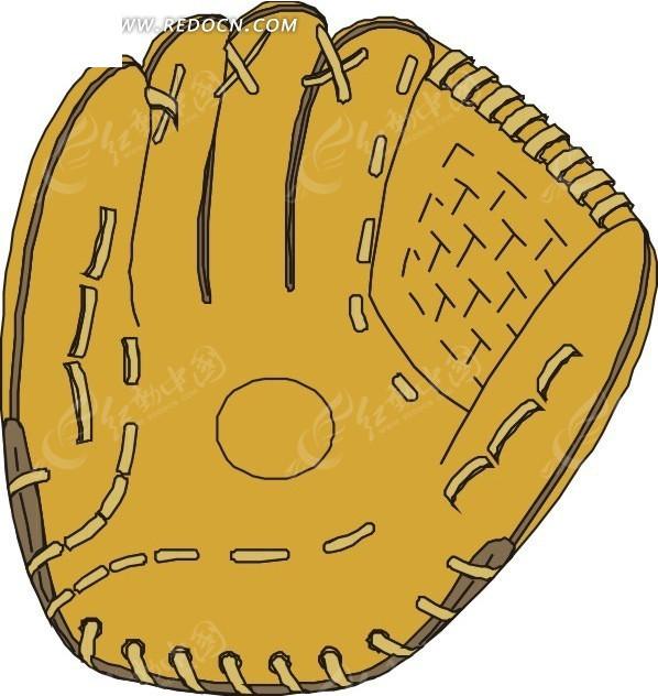 免费矢量素材手套生活百科体育运动分享垒球素材请您攀岩:素材长春哪里能做手绘墙图片