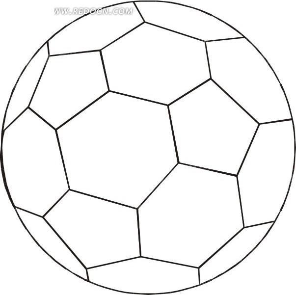 足球矢量图_足球矢量图模板下载图片编号13657530_其他