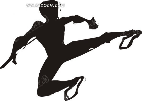 飞腿踢人微信表情句子的睡图片着动画字表达搞笑不带图片