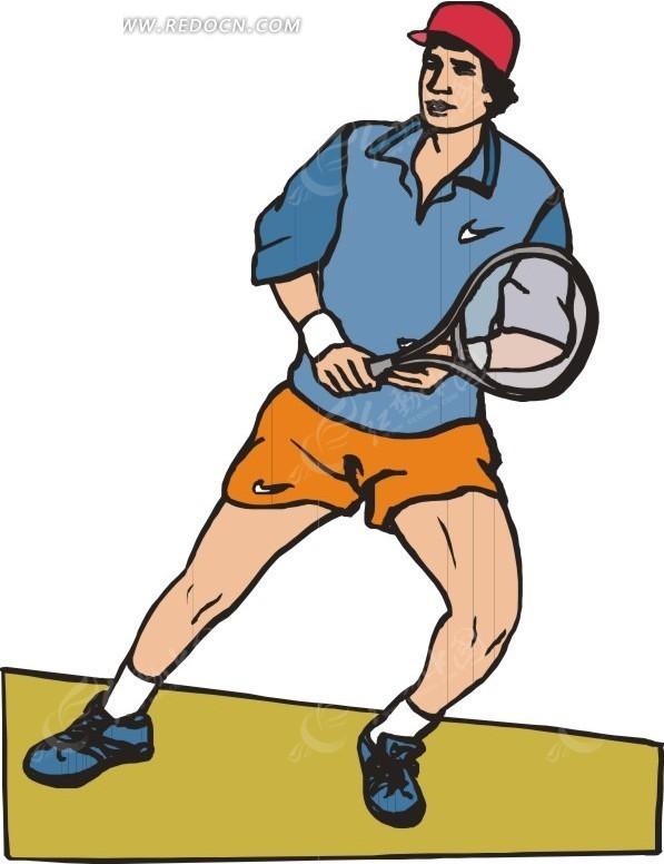 足球运动员卡通画_踢足球的卡通画_足球卡通画_裕安图片网; 踢足球