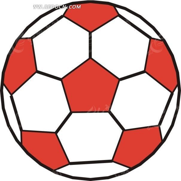 足球矢量图_足球矢量图9款动感飞起的足球矢量素材下载