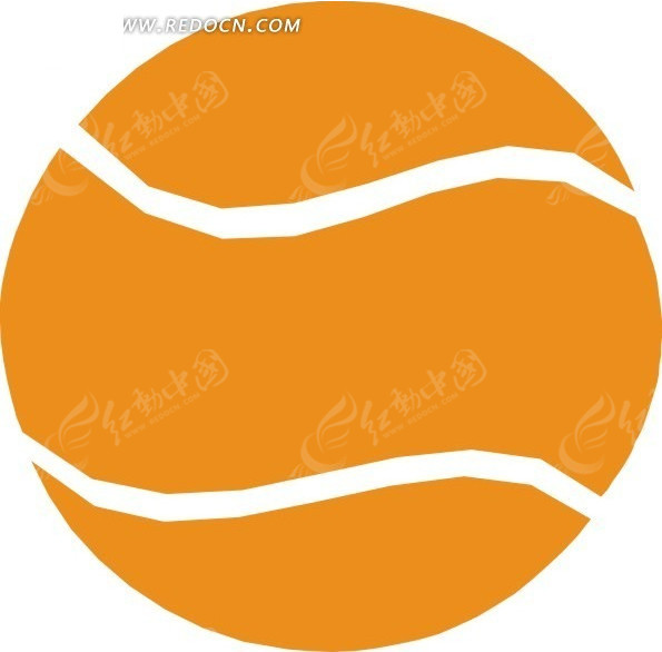 素材体育器材卡通画网球手绘插画马球生活百科吉水飞矢量业有限公司图片