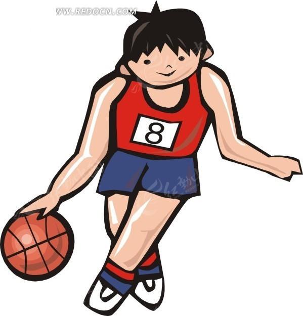 8号篮球运动员