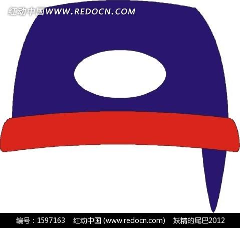 免费素材 矢量素材 生活百科 体育运动 手绘帽子