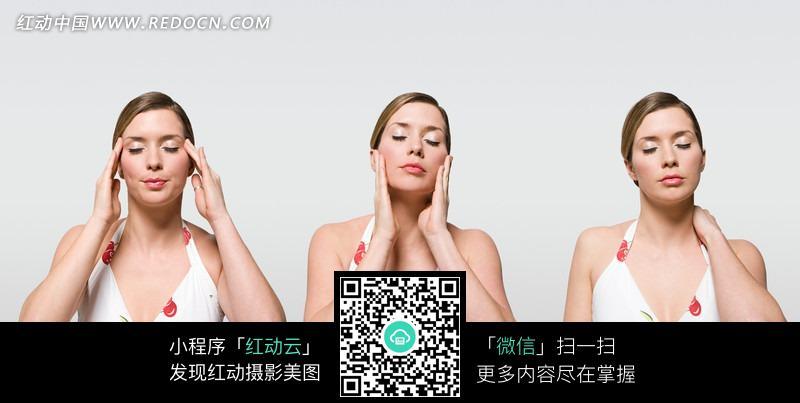 干操美女_做保健操的外国美女图片