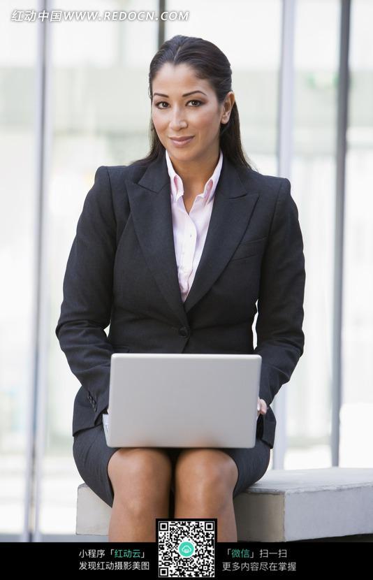 商务女士 女性 外国女人