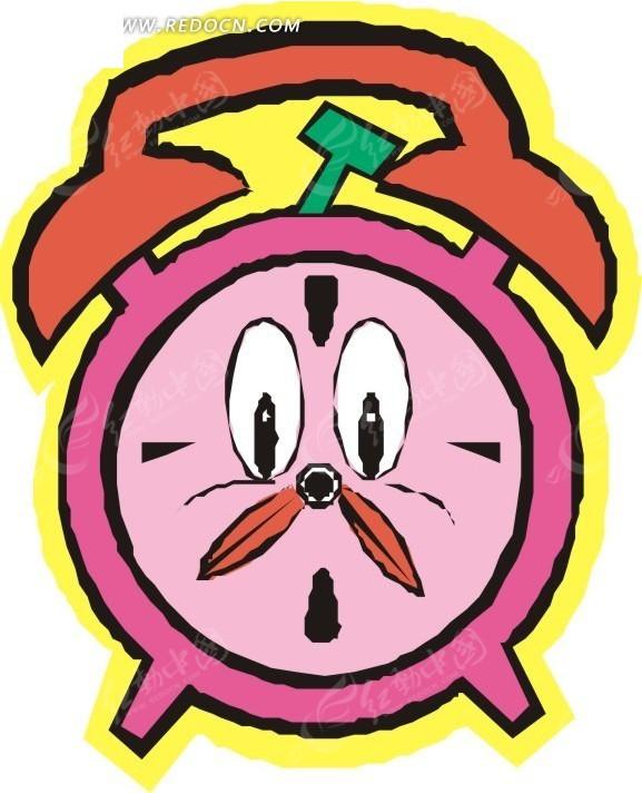 卡通形象闹钟