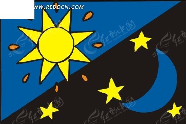 星星和月亮