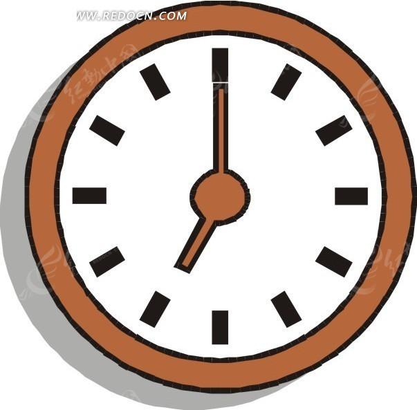 时钟 七点半电路图