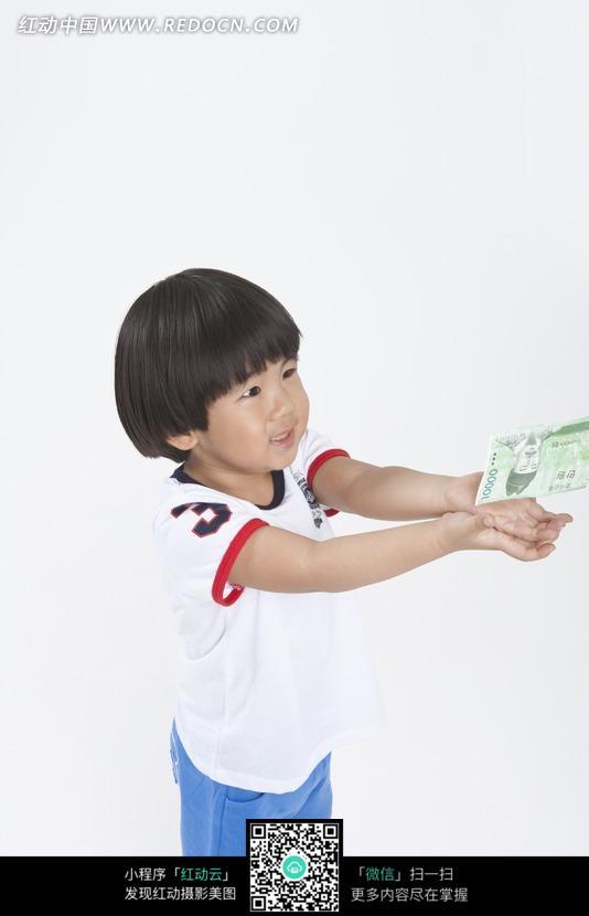 韩国可爱小男孩