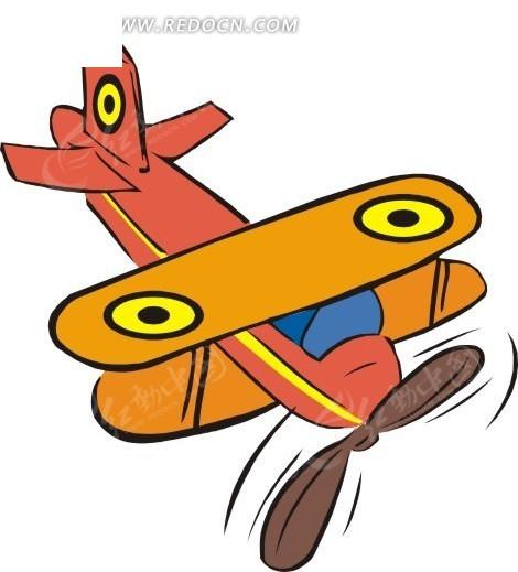 卡通飞机图片大全