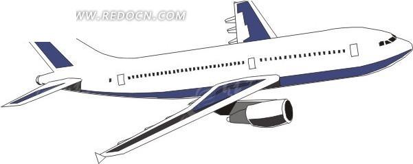 一架民航飞机
