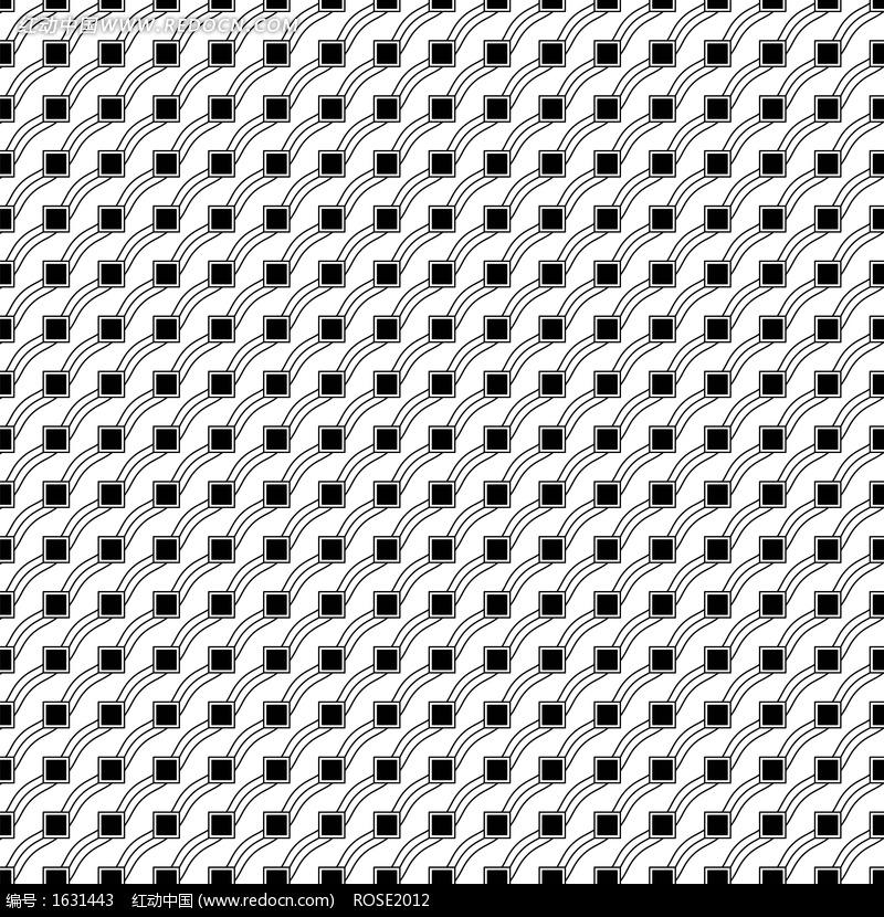 黑白几何图形图案背景底纹图片