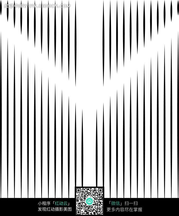 黑白线条背景