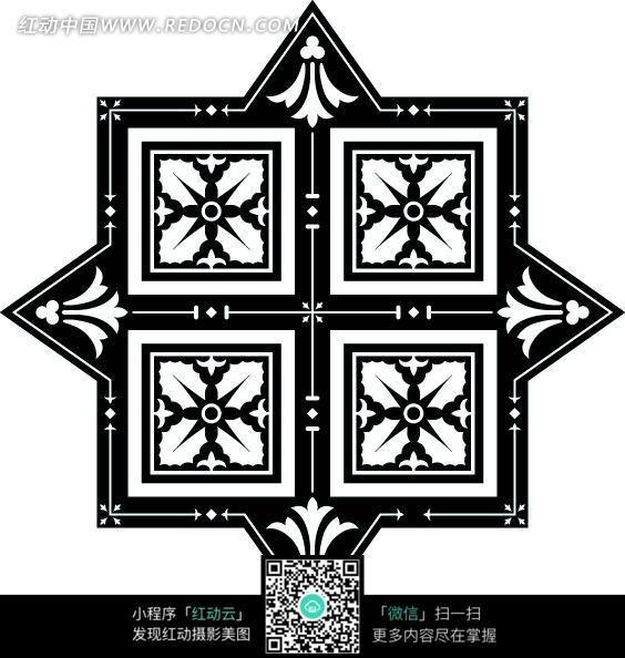 欧式刺绣地毯花纹底纹图片_花纹花边_红动手机版