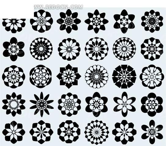 大肉棒的愹ai_矢量几何花纹元素素材ai免费下载_红动网