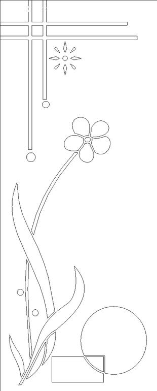 简笔画 手绘 线稿 310_800 竖版 竖屏