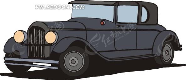 小车 车 汽车 交通工具 卡通画 插画 手绘 矢量素材  免费下载 科技