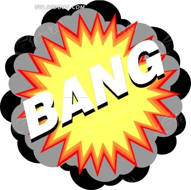 bang火爆创意设计素材图片