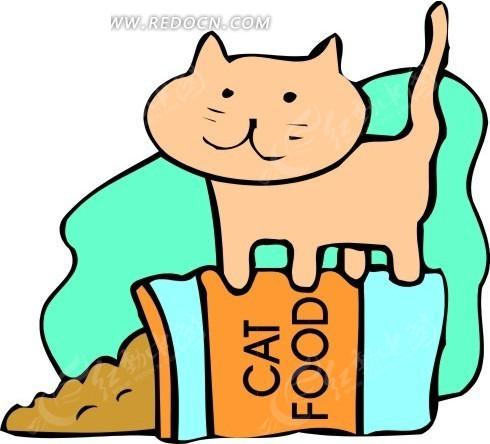 坏坏猫卡通头像