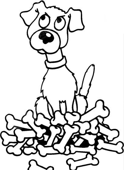 动物头插图手绘