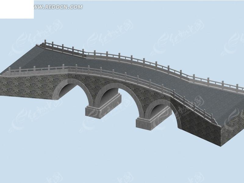 中国古建筑赵州桥