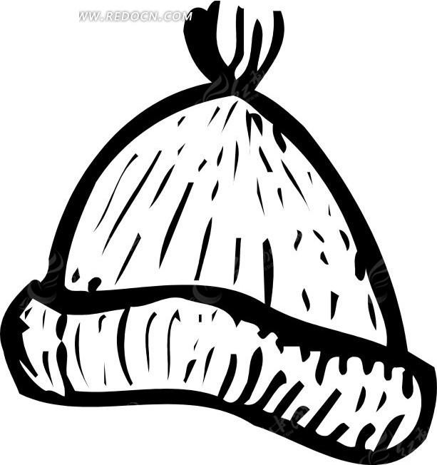 帽子图案设计手绘