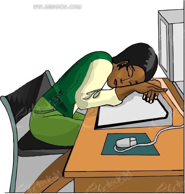 女人 女士 商务女性 卡通人物 卡通画 插画 手绘 矢量素材 人物图片