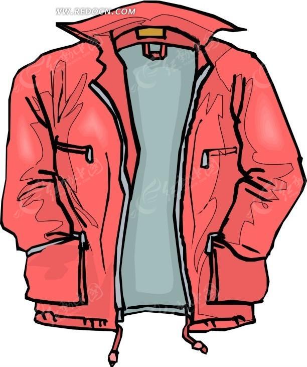 男装  手绘 衣服  时装  服饰  服装设计  生活百科 免费下载 矢量