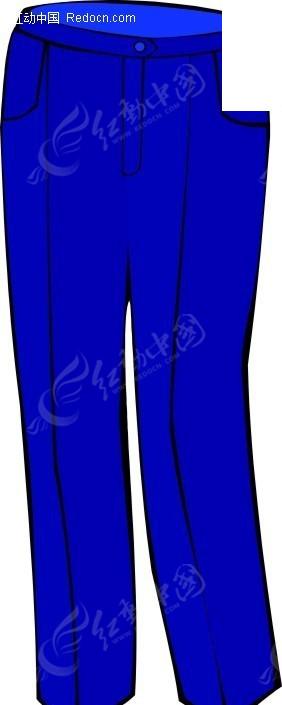 深蓝色裤子搭配衣服图