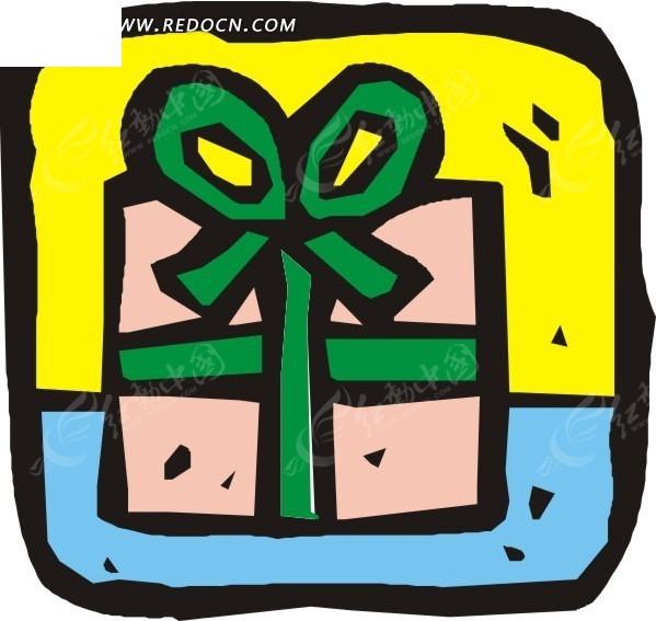 手绘礼品盒
