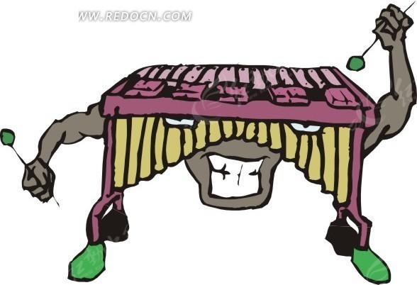 中国古乐器图片