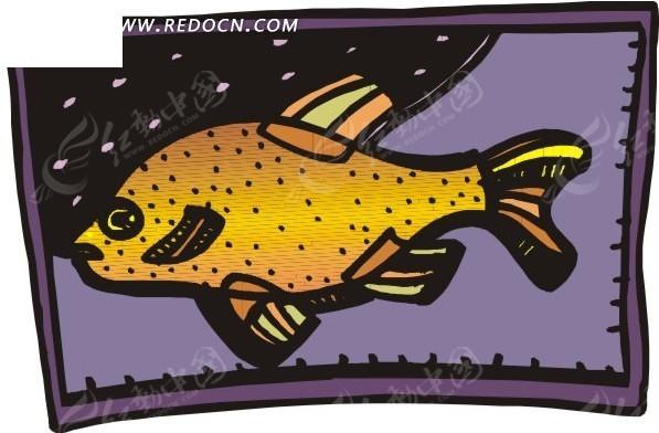 鱼之宝灯带管理电路图