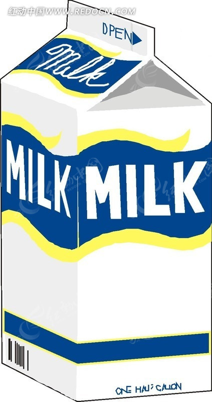特仑苏牛奶广告视频_盒装牛奶卡通画_餐饮美食_红动手机版