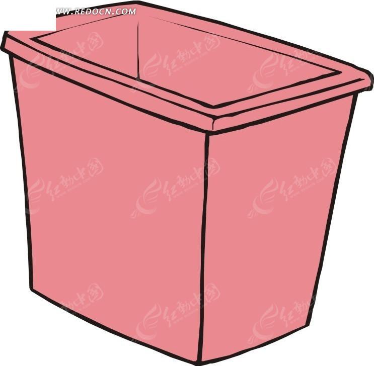 垃圾桶图片卡通图片