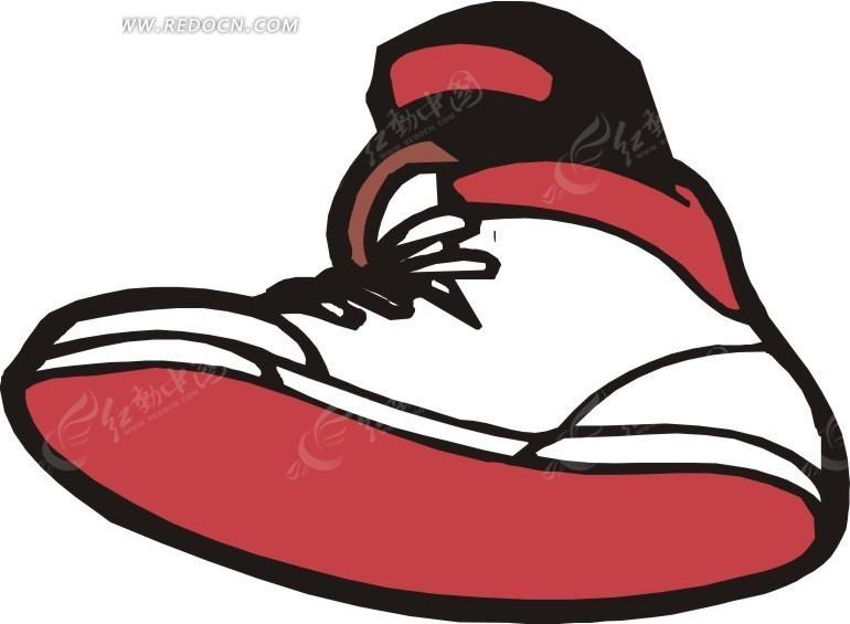 卡通运动鞋