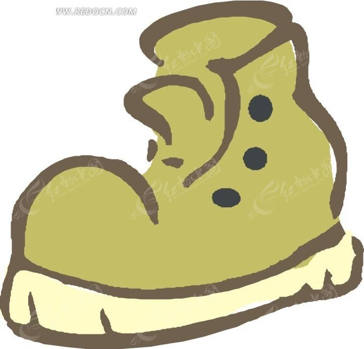 卡通鞋子图片_卡通鞋子图片大全可爱
