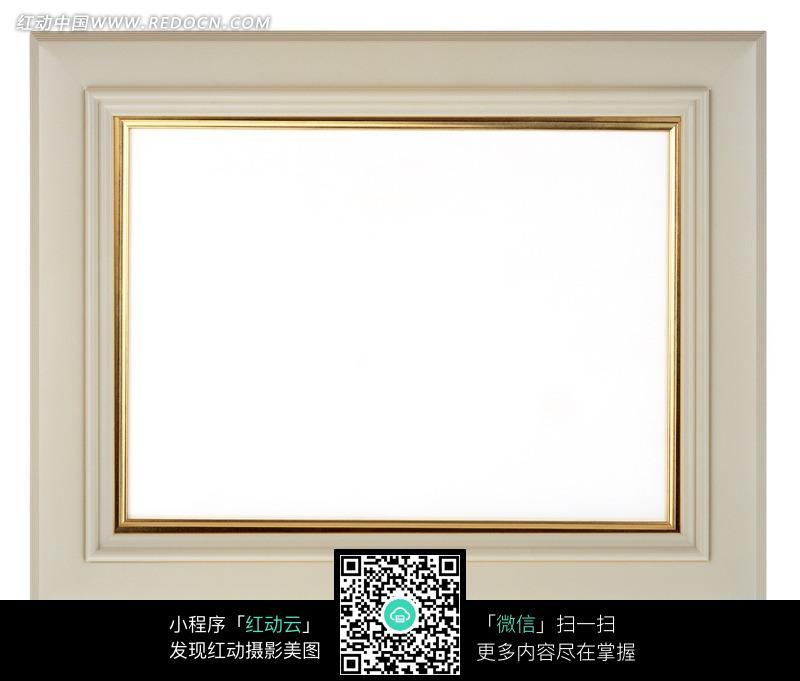 方形金边相框_边框相框图片