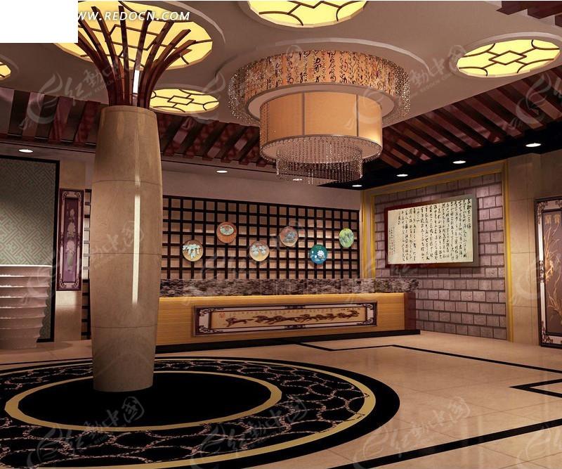 酒店空间设计与效果图表现
