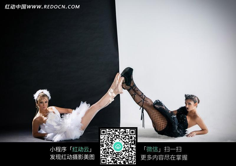 外国芭蕾美女图片