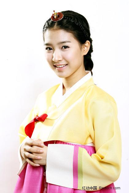 韩国女明星金素恩图片