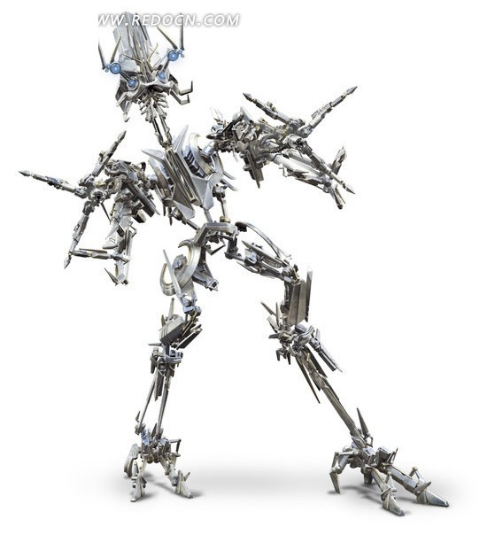 变形金刚机器人设计