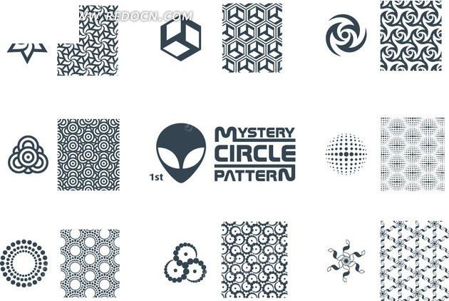 镂空花纹图案|花纹图案|中国古典花纹图案高清|手绘花纹图案简单漂亮