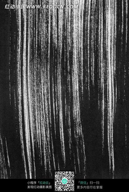 水墨背景毛笔力道竖线纹涂抹的背景图片