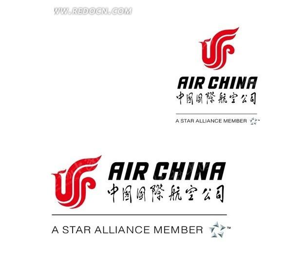 中国国际航空公司logo