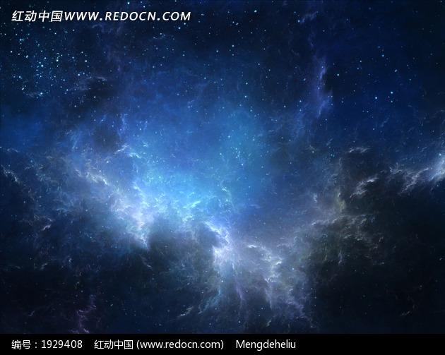 唯美夜晚星空图片 宇宙太空图片 红动手机版图片